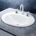 Download CAD files for Caroma Concorde 500 Vanity Basin
