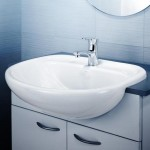 Download CAD files for Caroma Caravelle Semi-Recessed Vanity Basin