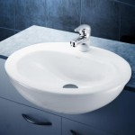 Download CAD files for Caroma Concorde 500 Semi-Recessed Vanity Basin