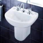 Download CAD files for Faun Wall Basin