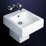 Download CAD files for Caroma Liano Wall Basin