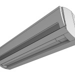 Download CAD files for Neo Forte Wall-mounted Unit (5.6-7.1kW)