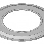 Download CAD files for Coaxial Flue – Trim Ring