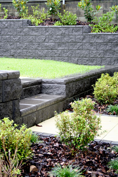 Trendstone Retaining Wall System Design Content