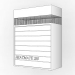 Download CAD files for Heatmate 250 External