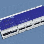 Download CAD files for C-Bus Din Rail Mounted 8Channel 250V 10A No Power Supply L5508RVFP