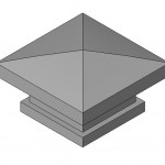 Download CAD files for Alpha Relief Air Vents BFC MRV..BFC