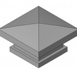 Download CAD files for Alpha Relief Air Vents RV