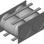Download CAD files for Mixvent Series  Parallel TD2P