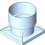 Download CAD files for Smoke Spill Series SS