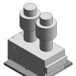 Download CAD files for Raypak Outdoor B3804HWT