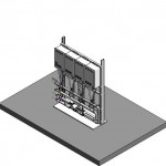 Download CAD files for Commpak Outdoor CPE04