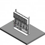 Download CAD files for Commpak Outdoor CPE05