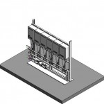 Download CAD files for Commpak Outdoor CPE06