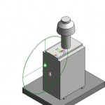 Download CAD files for Raypak Indoor B0200ID