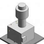 Download CAD files for Raypak Outdoor B2004HWT