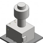 Download CAD files for Raypak Outdoor B2404HWT