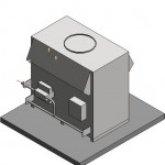 Download CAD files for Raypak Indoor B2634ID