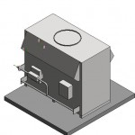 Download CAD files for Raypak Indoor B3164ID