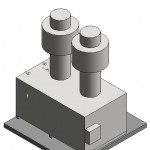 Download CAD files for Raypak Outdoor B3304HWT