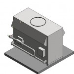 Download CAD files for Raypak Indoor B3694ID