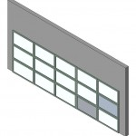 Download CAD files for Design-A-Door 1370-1820 (5290 to 6120)