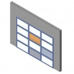 Download CAD files for Design-A-Door 1825-2440 (3055 to 3795)