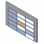 Download CAD files for Design-A-Door 2445-3050 (3800 to 4705)