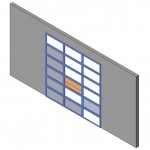 Download CAD files for Design-A-Door 3055-3420 (3055 to 3795)