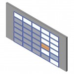 Download CAD files for Design-A-Door 3055-3420 (5290 to 6120)