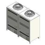 Download CAD files for VRVIII Heat Recovery REYQ18-24