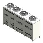 Download CAD files for VRVIII Heat Recovery REYQ34-40