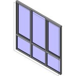 Download CAD files for Window QPCFCT