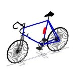 Download CAD files for Bicycle