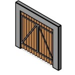 Download CAD files for Traditional Swing