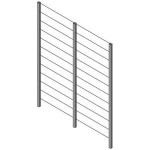 Download CAD files for Architectural Trellis