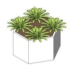 Download CAD files for Planter Box 14