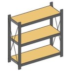 Download CAD files for Shelving-Industrial