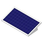 Download CAD files for Solar Panel-165W_1576x826x40