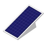 Download CAD files for Solar Panel-165W_826x1576x35