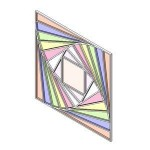 Download CAD files for Stain Glass_square