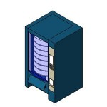 Download CAD files for Vending Machine2