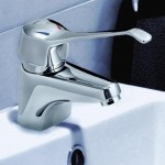 Download CAD files for Caroma Nordic Care Basin Mixer