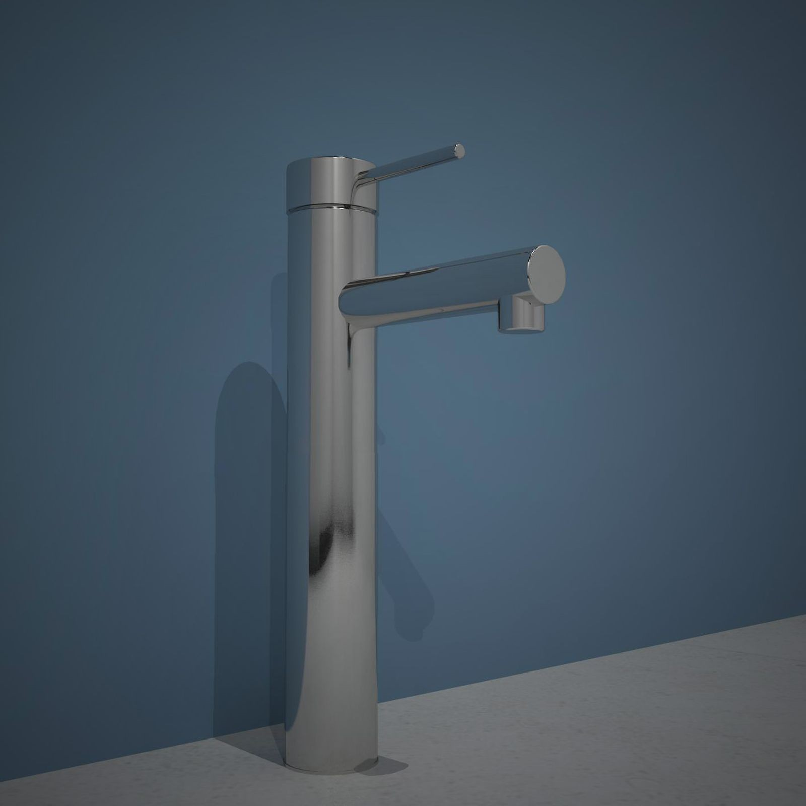 Irwell Pin Lever Tower Basin Mixer Design Content