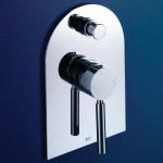 Download CAD files for Dorf Minko Bath/Shower Mixer with Diverter