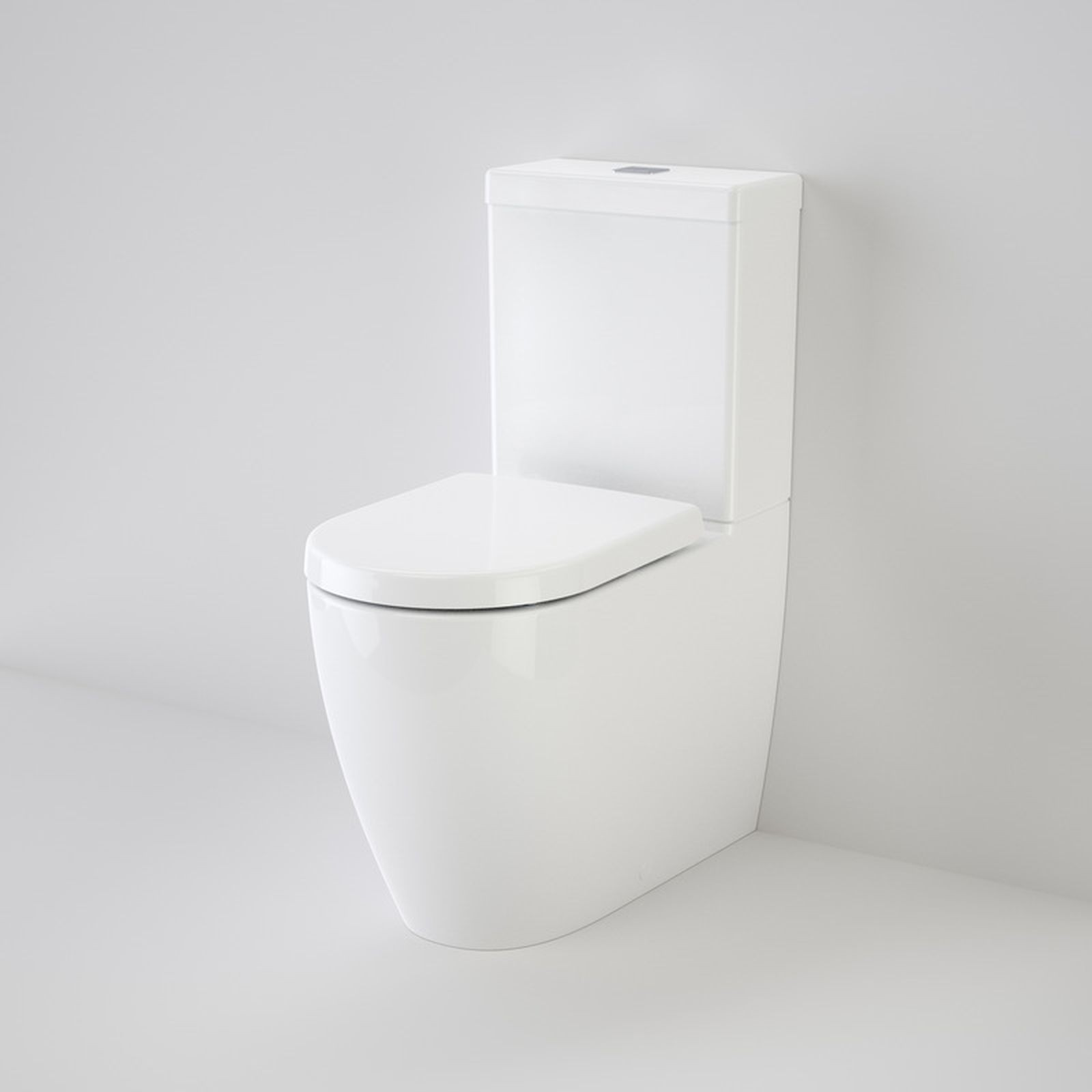Caroma Urbane Wall Faced Close Coupled Toilet Suite Design Content