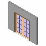 Download CAD files for Double-Glass 2-Dbl Acting