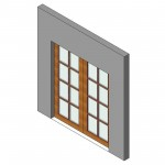 Download CAD files for Double-Glass 2 no trim