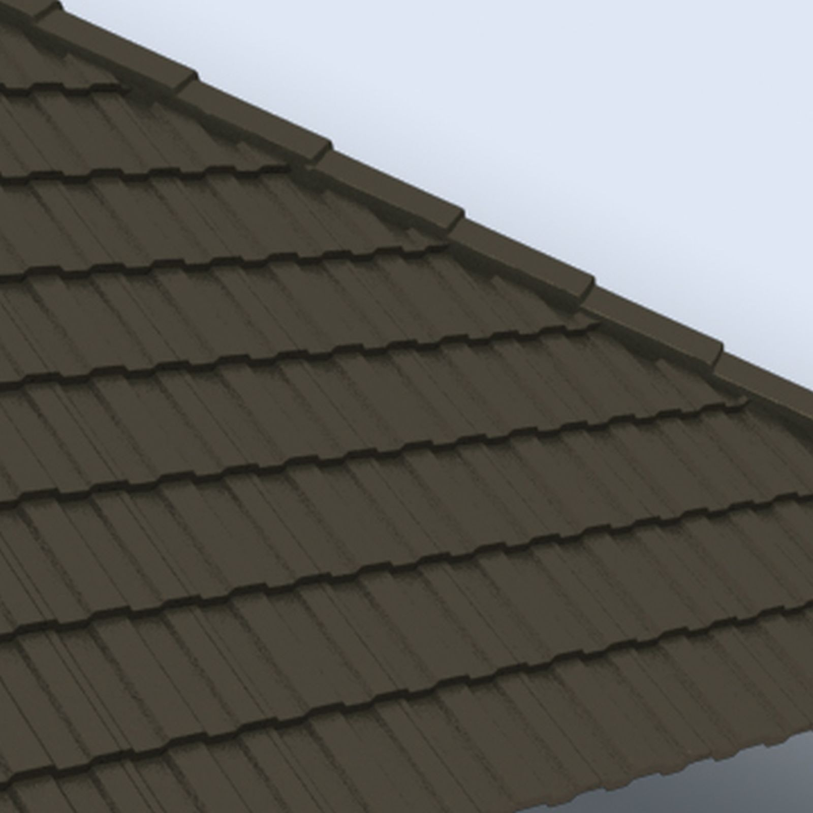 Slimline Concrete Roof Tiles - Design Content