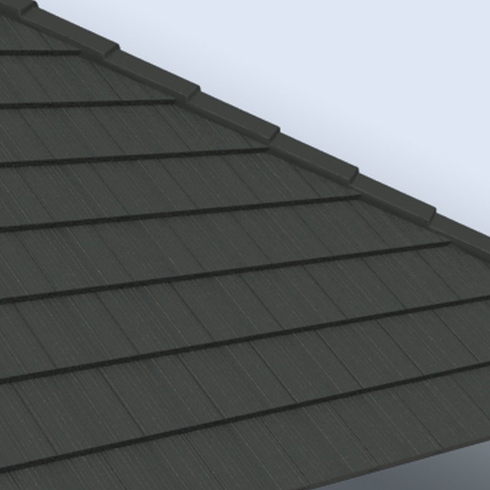 Striata Concrete Roof Tiles Design Content
